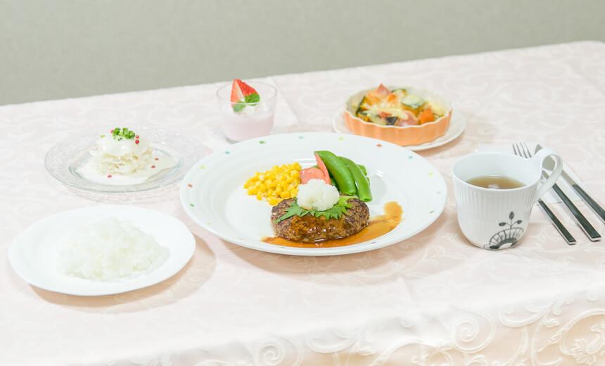 夕食メニュー1